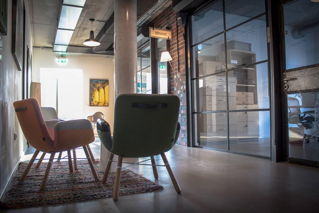 Lobby der garage33