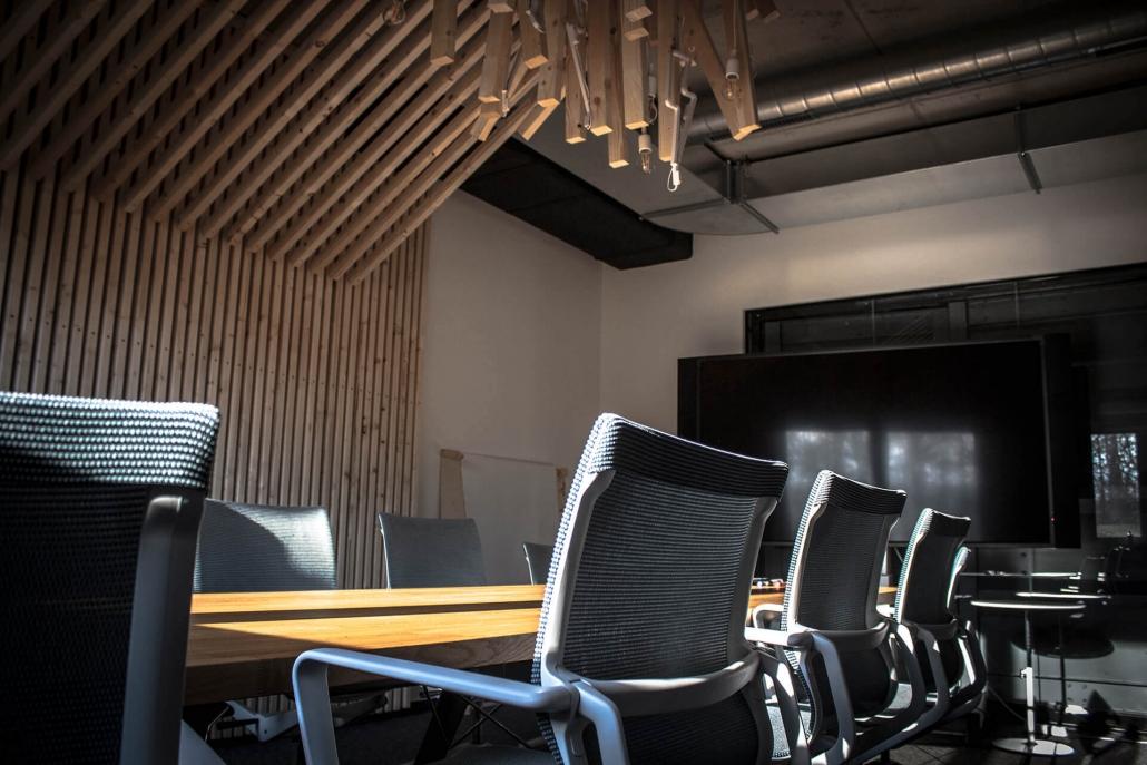 Konferenzraum in der garage33