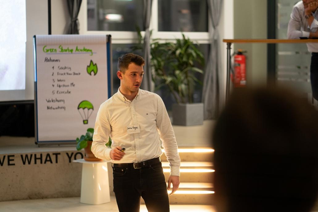 Green Start-up Academy 01