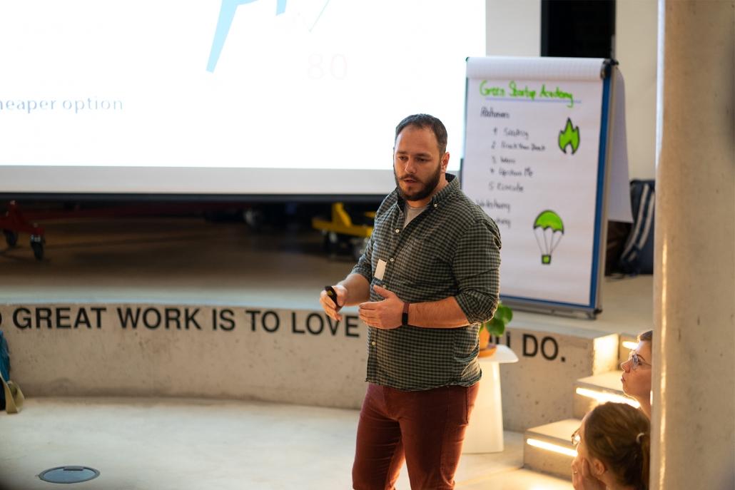 Green Start-up Academy 02