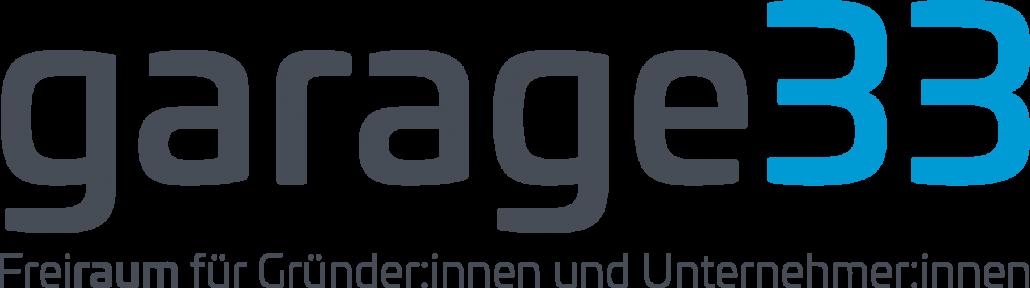 garage33 Logo neu